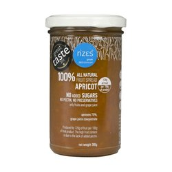 Greek Apricot Jam 300g - No Added Sugar Jam