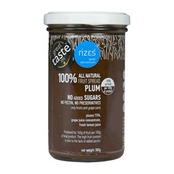 Greek Plum Jam 300g - No Added Sugar Jam