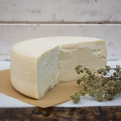 12 Month Aged Kefalotyri Cheese - Greek Sheep & Goat's Hard Cheese 400g