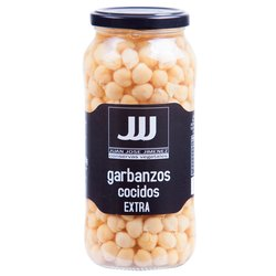 Large Chickpeas 560g Jar