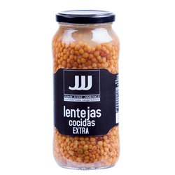 Pardina Lentils 560g Jar