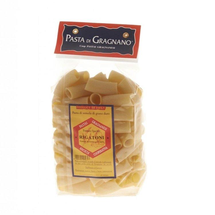 Rigatoni Pasta di Gragnano 3 x 500g