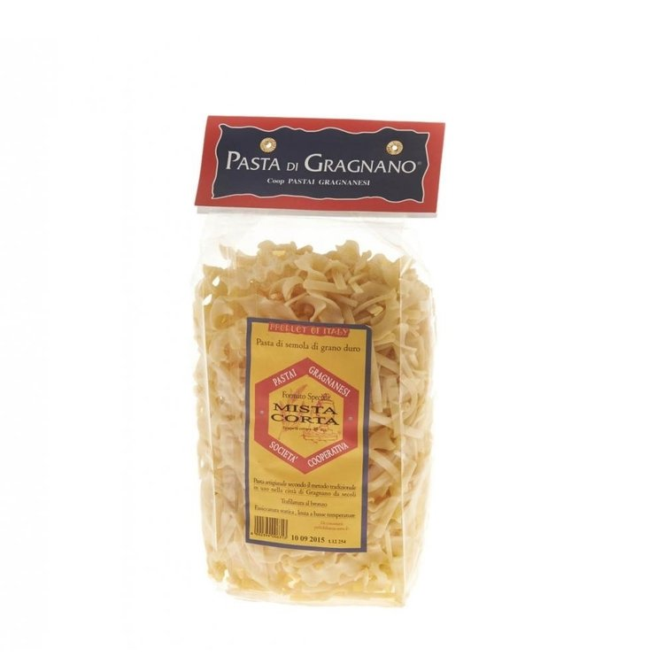 Mista Corta Pasta di Gragnano 3 x 500g