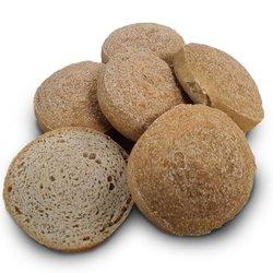 10 x Organic Gluten-free Sourdough Style Rolls / Baps 100g