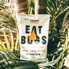 Cheddar Protein Chips - 'Eat Bugs' Cricket Flour Tortilla Chips by Chirps Chips 142g