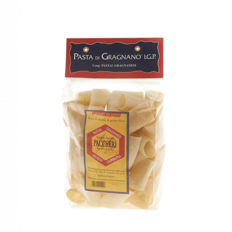 Paccheri Pasta di Gragnano 3 x 500g