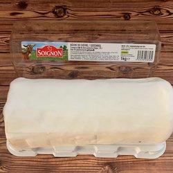 1kg Soignon Goat Cheese - French Goat Cheese Log