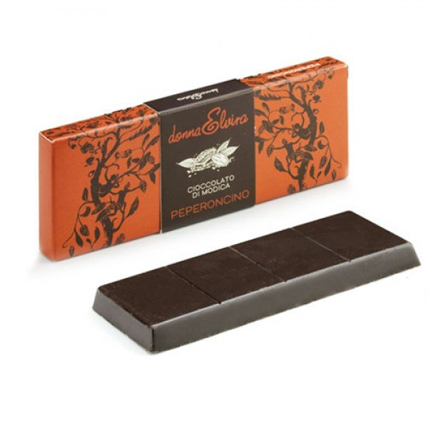 Dairy-Free Modican Chocolate Bar with Chilli Pepper 3 x 100g