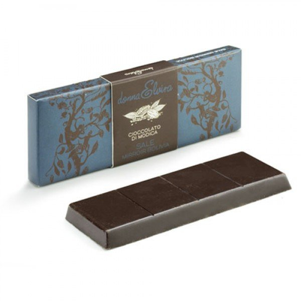 Dairy-Free Modican Chocolate with Bolivian Mirror Salt 3 x 100g