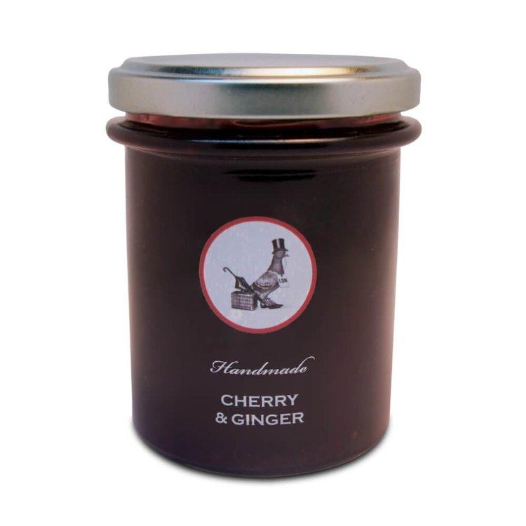Cherry & Ginger Handmade Jam 240g