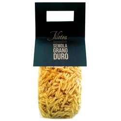 Strozzapreti Pasta 500g - Durum Wheat Semolina Pasta by Filotea