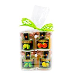 Set of Mini Citrus Marmalades 4 x 40g