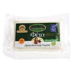 4 x Ecofarma's Organic Feta Cheese PDO 150g
