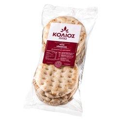 4 x Greek Mini Pitta Breads by Kolios 100g