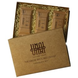 Sugar-Free Chocolates Gift Box by Coco-Unai