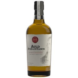 Auld Acquaintance Whisky 700ml 46.2% ABV - Limited Edition Blended Scotch Whisky