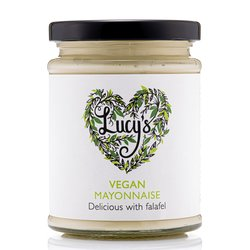 Vegan Mayonnaise by Lucy's Dressings - Vegan Mayo 240g