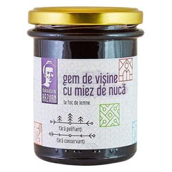 Sour Cherry & Walnut Jam 220g