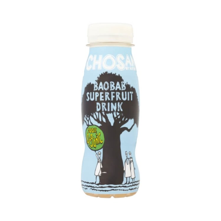 Organic Baobab Superfruit Drink 6 x 200ml