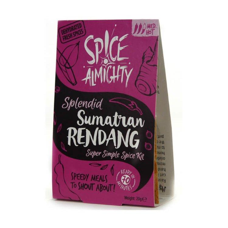 Splendid Sumatran Rendang Spice Kit 20g