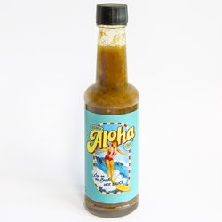 Sun on the Beach Hot Sauce 150ml by Aloha 65