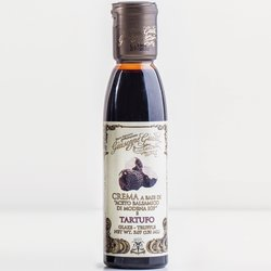 Truffle Balsamic Glaze by Giuseppe Giusti 150ml
