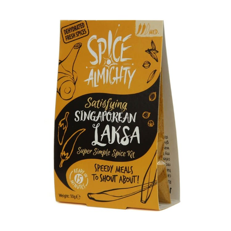 Singaporean Laksa Noodle Soup Spice Kit 30g