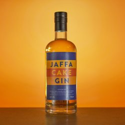 Jaffa Cake Gin 70cl 42% ABV - Orange Gin