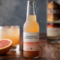 24 x Bermondsey Grapefruit Tonic 200ml - Bermondsey Tonic Water