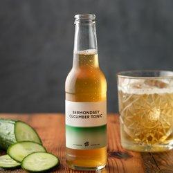 24 x Bermondsey Cucumber Tonic 200ml - Bermondsey Tonic Water