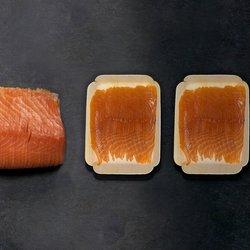 2 x Sashimi Style Smoked Salmon 200g