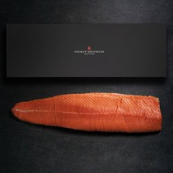 Sliced Whole Side Smoked Salmon 1.2kg
