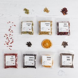 Gin Botanicals Set by Spice Kitchen
