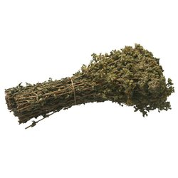 4 x Organic Dried Oregano Bunch from Mount Parnonas, Greece - Greek Oregano 75g