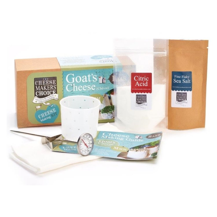 Goat's Cheese Making Gift Kit