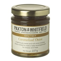 Caramelised Onion Chutney by Paxton & Whitfield 227g