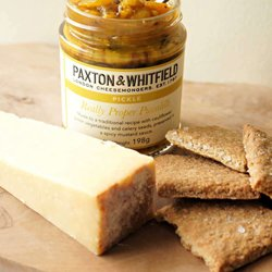 Really Proper Piccalilli by Paxton & Whitfield 198g