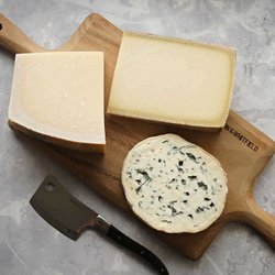 Continental Essentials' Cheese Selection by Paxton & Whitfield