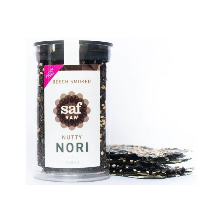 Beech Smoked Nutty Nori  30g