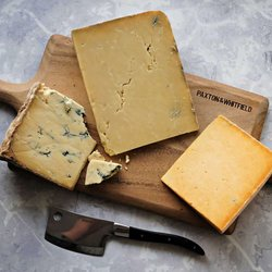 English Essentials' Cheese Selection by Paxton & Whitfield