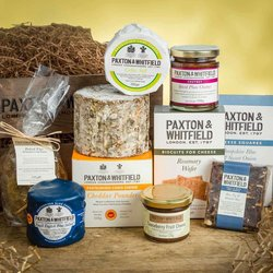 'Stratford' Cheese Hamper - Sweet & Savoury Selection by Paxton & Whitfield