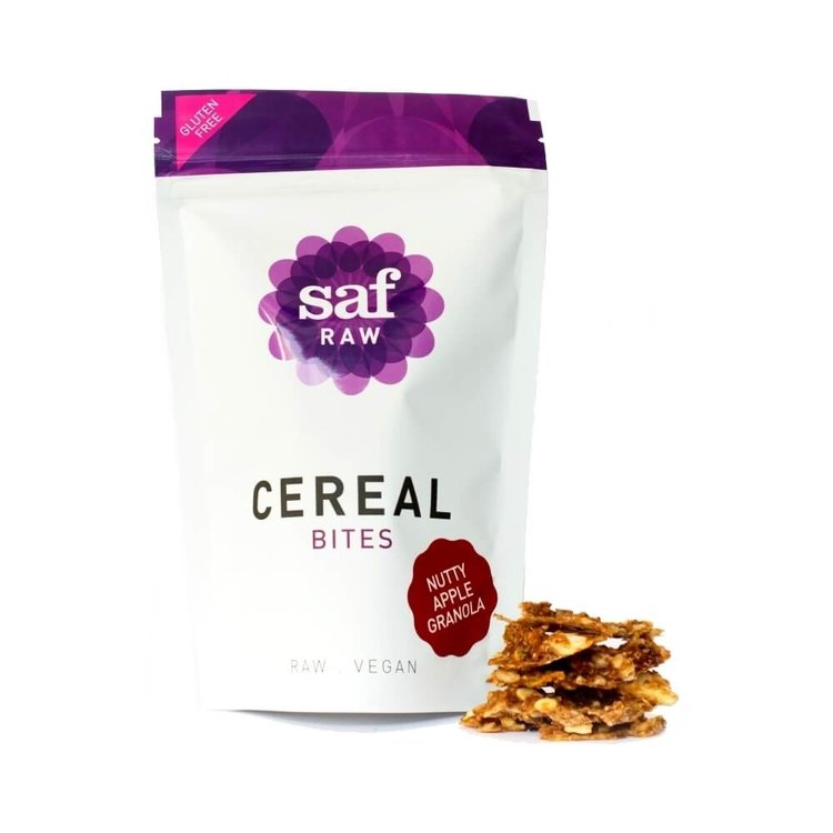 Nutty Apple Granola Cereal Bites 60g