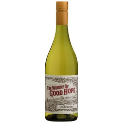 Unoaked Chardonnay South African White Wine 75cl 13.5% ABV