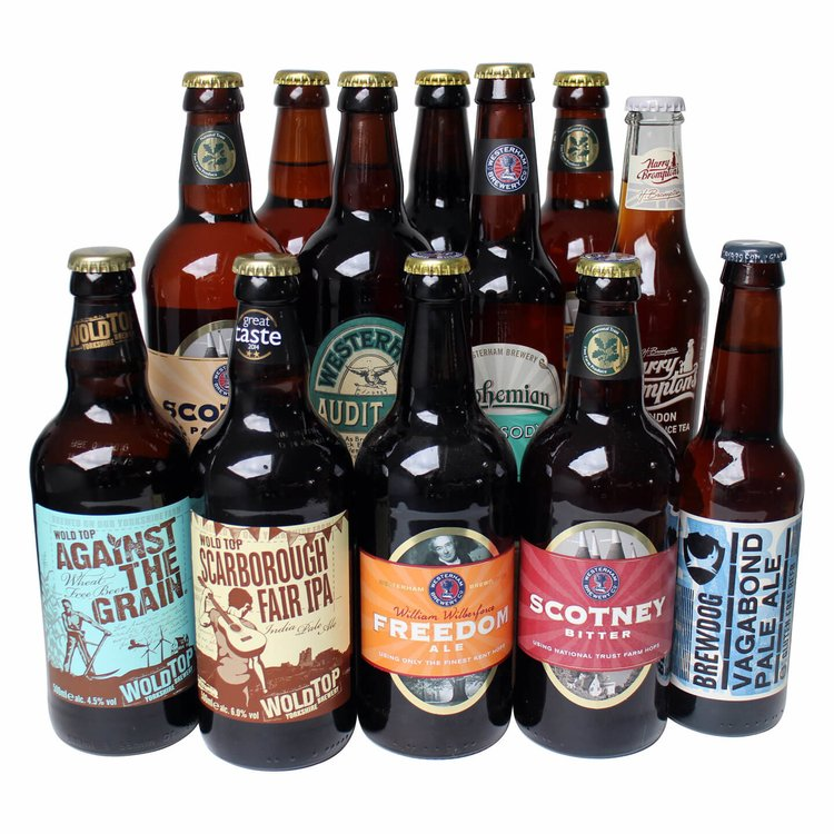 Gluten-Free 12 Craft Beer Mixed Case