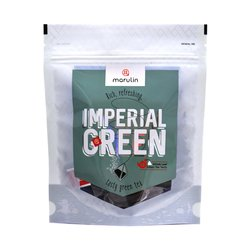 12 'Imperial Green Tea' Bi Luo Chun Green Tea Bags