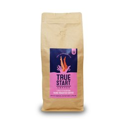 Lively Ethiopian Hand-Roasted Coffee Beans 1kg - Specialty Coffee by TrueStart Coffee