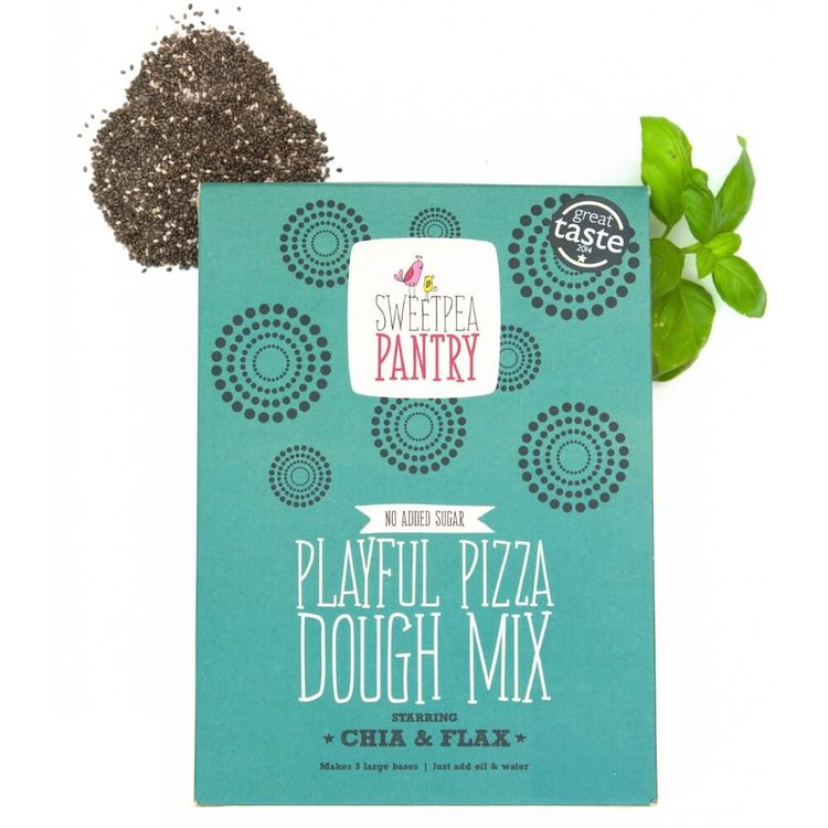 Playful Pizza Dough Mix 410g