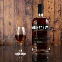 Whisky Row 'Rich And Spicy' Blended Whisky 70cl 46% ABV