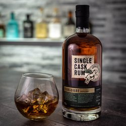 Foursquare 2005 13 Year Old Rum By Leith Stillroom 70cl 63.5% ABV