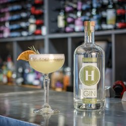 Hussingtree Asparagus Gin 70cl 40% ABV - Premium Dry Gin